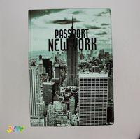 Обложка для паспорта NEW YORK. CITY
