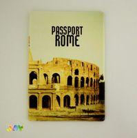 Обложка для паспорта ROME. COLISEUM