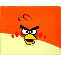 "Обложка ""Angry Birds"" red"