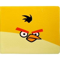 "Обложка ""Angry Birds"" yellow"