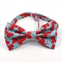 Галстук-бабочка RED BUTTERFLY